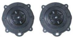 Ersatz Membranen Paar für SECOH EL 60, EL S 60 Single