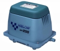 Diaphragm Compressor HIBLOW HP 200 | air pump